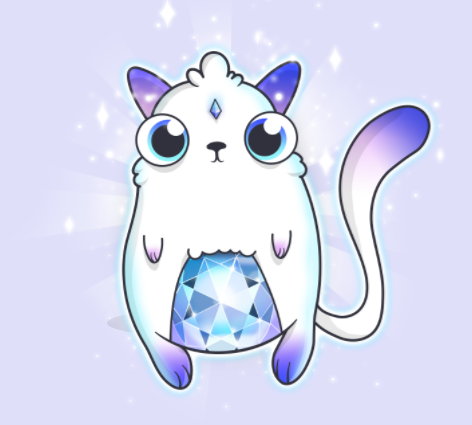 Rare cryptokitty