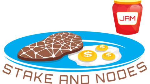 Stake and nodes logo