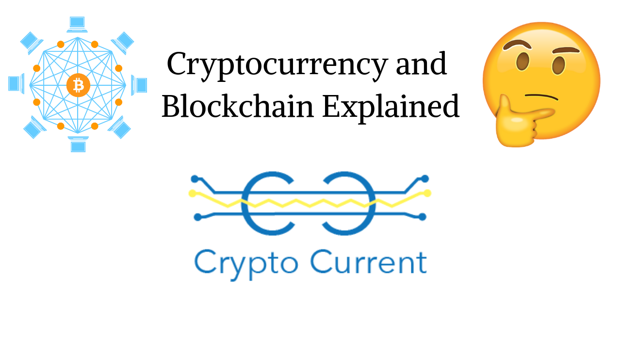 Cryptocurrency and Blockchain Explained (1)