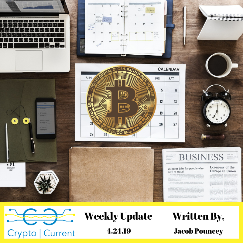 Weekly Update 4.24.19