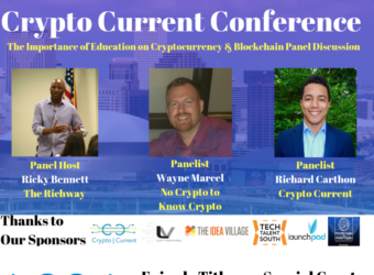The importance of education on cryptocurrency & blockchain