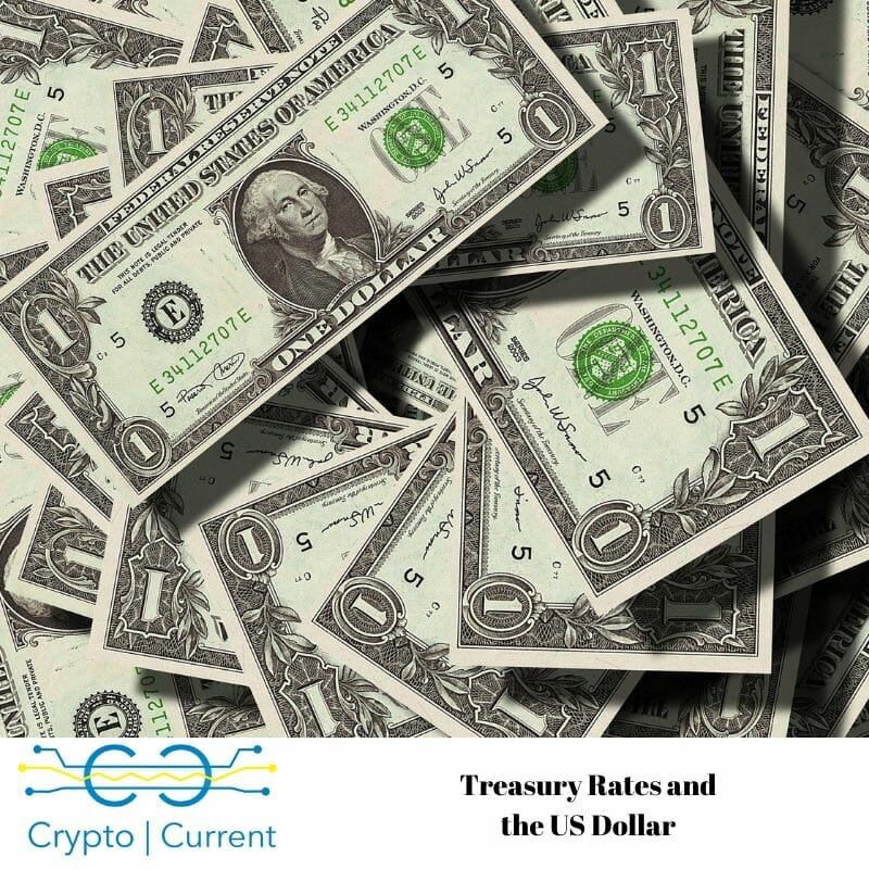Treasury Rates and the US Dollar
