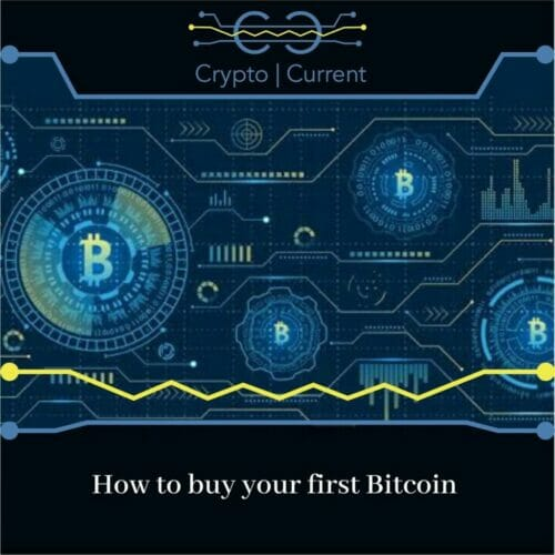 How to buy your first Bitcoin