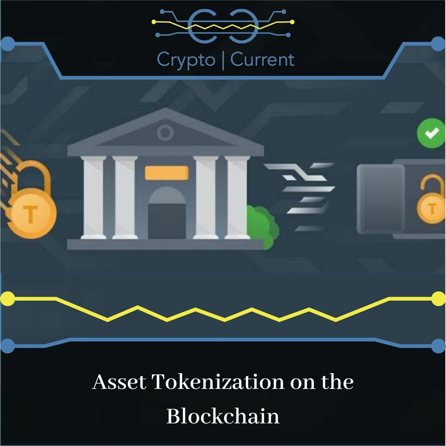Asset Tokenization on the Blockchain