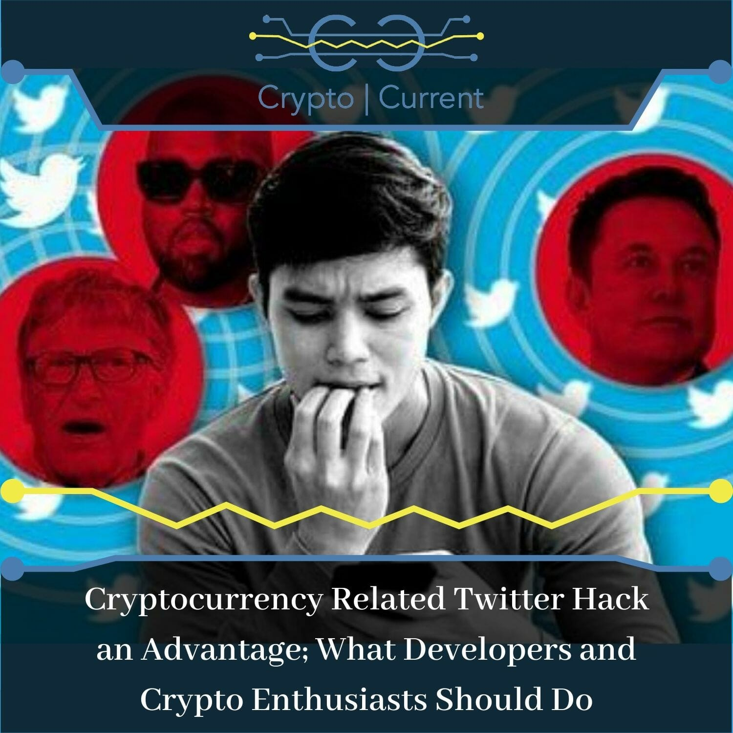 Cryptocurrency Related Twitter Hack an Advantage; What Developers and Crypto Enthusiasts Should Do