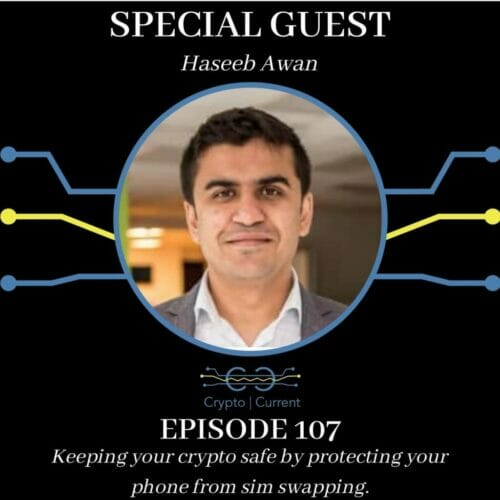 Keeping your crypto safe by protecting your phone from sim swapping.