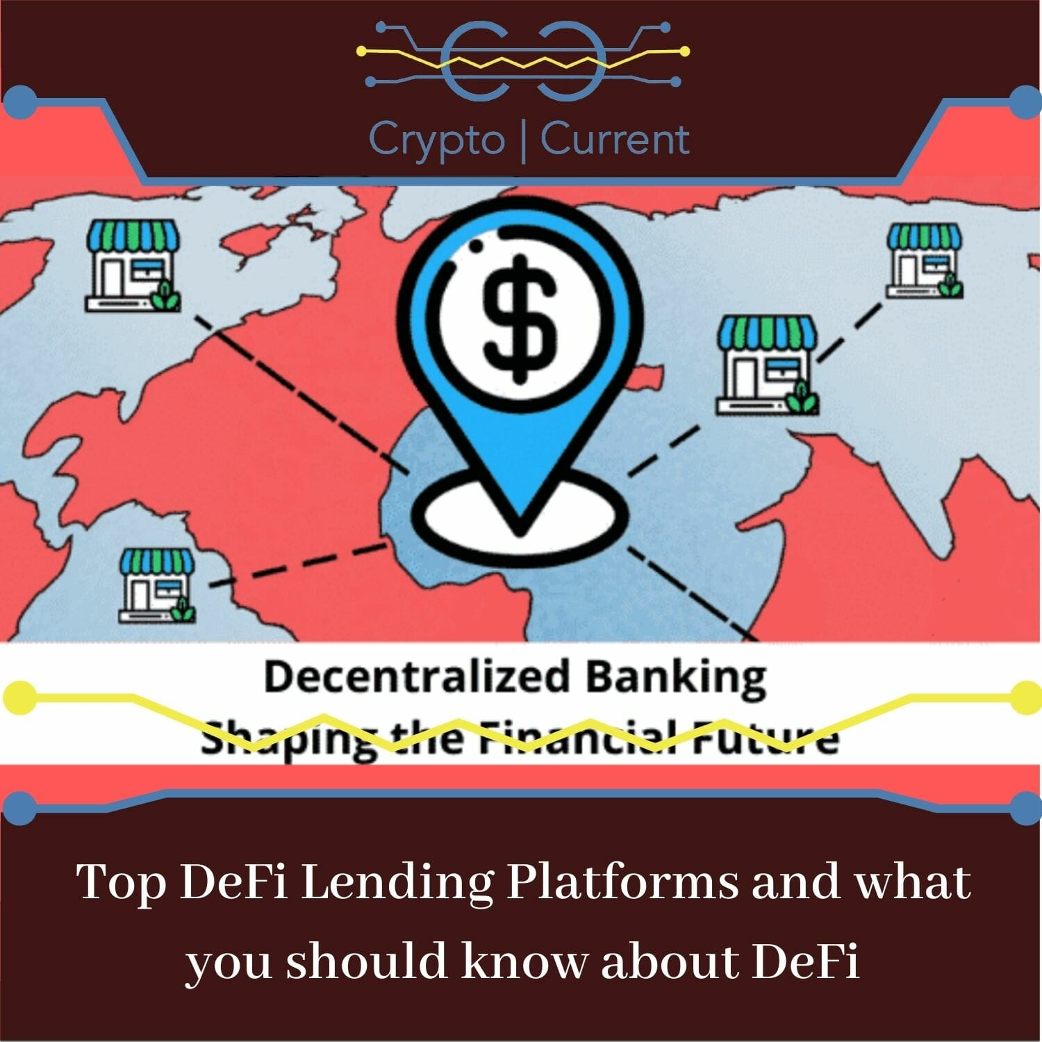 Top DeFi Lending Platforms and what you should know about DeFi