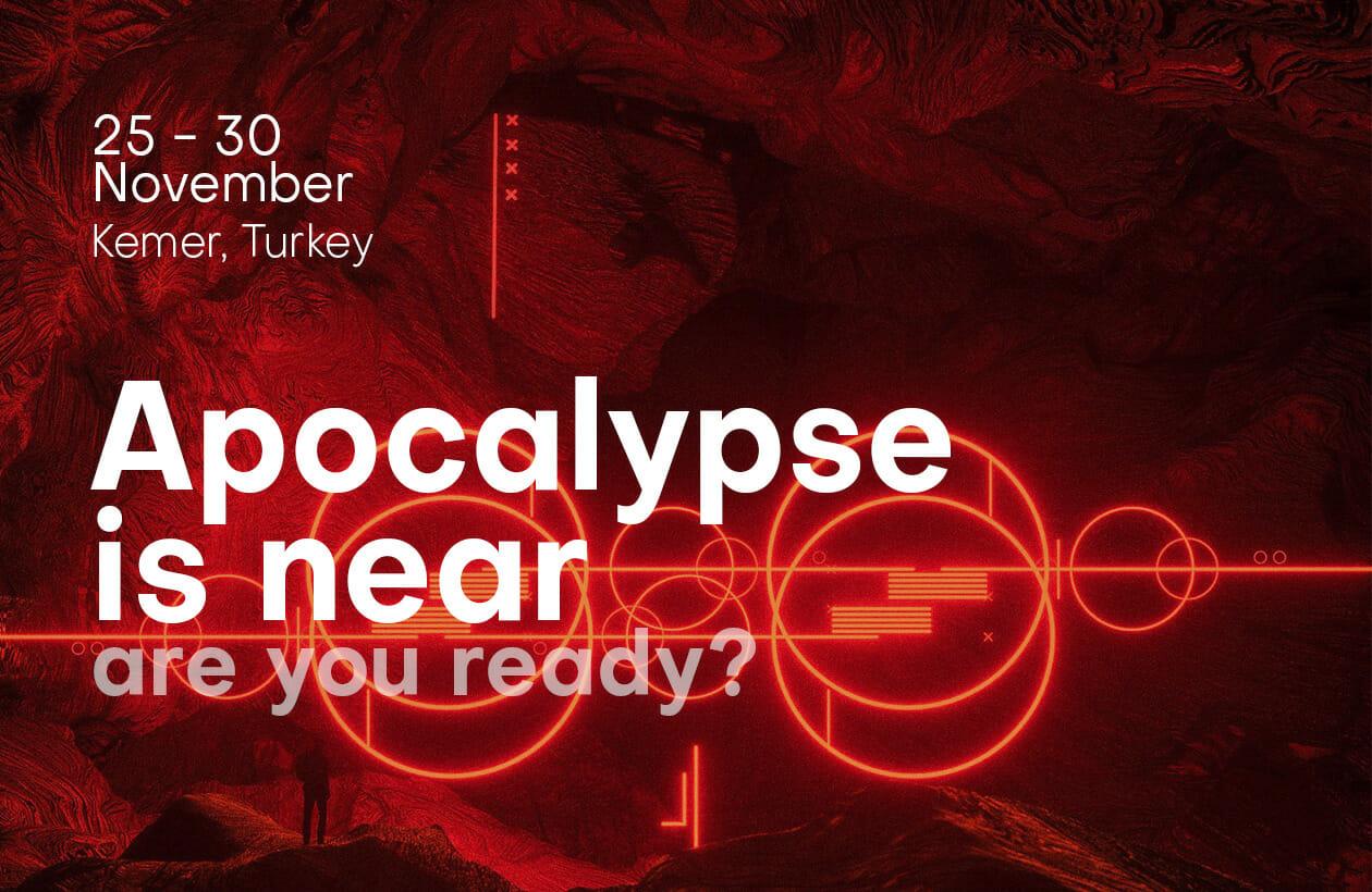 Cryptocalypse Conference