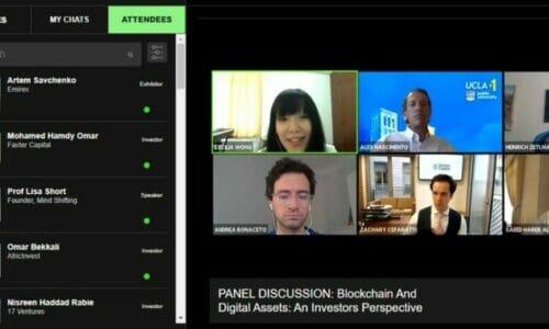 World Blockchain Summit, MENA