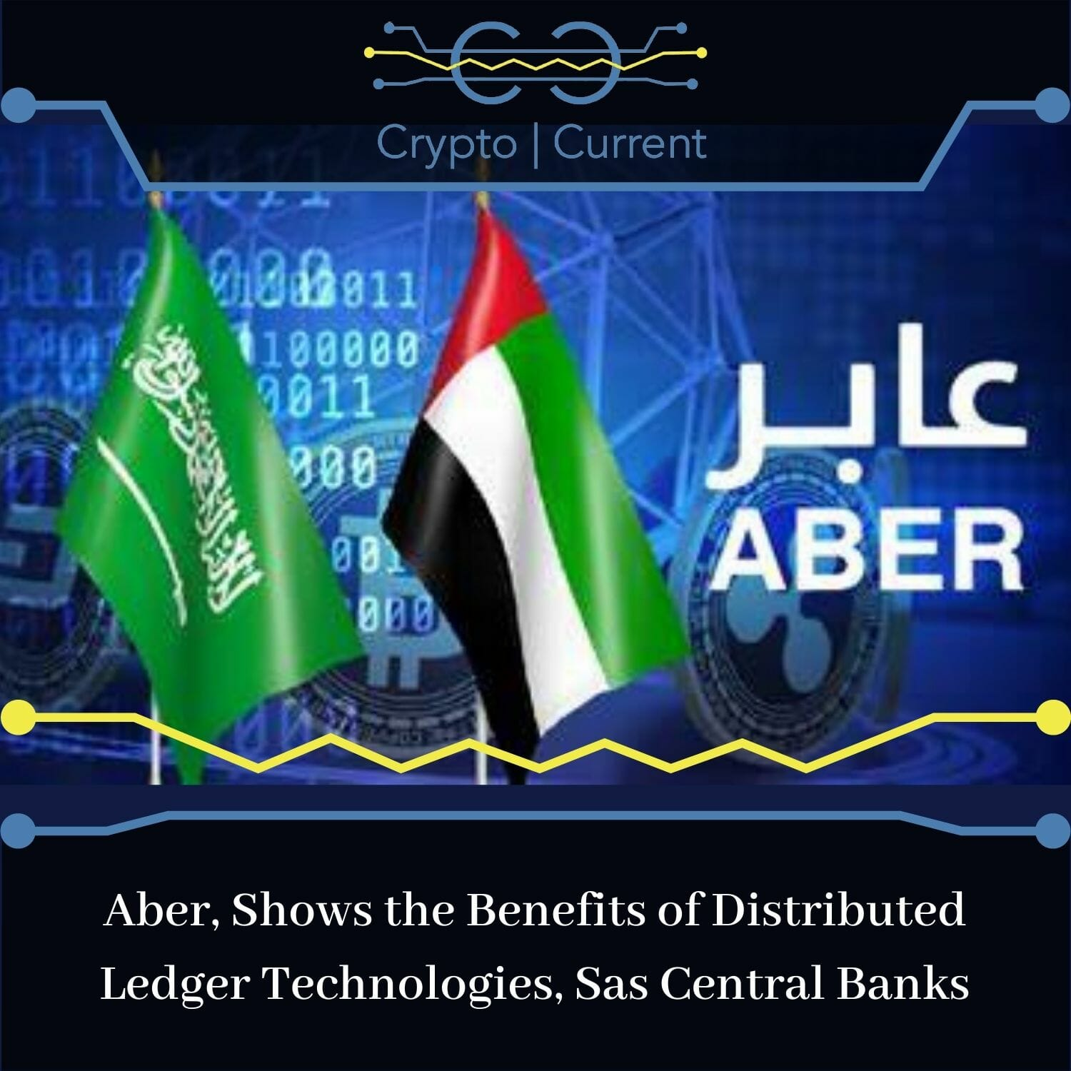 Aber, Shows the Benefits of Distributed Ledger Technologies, Sas Central Banks
