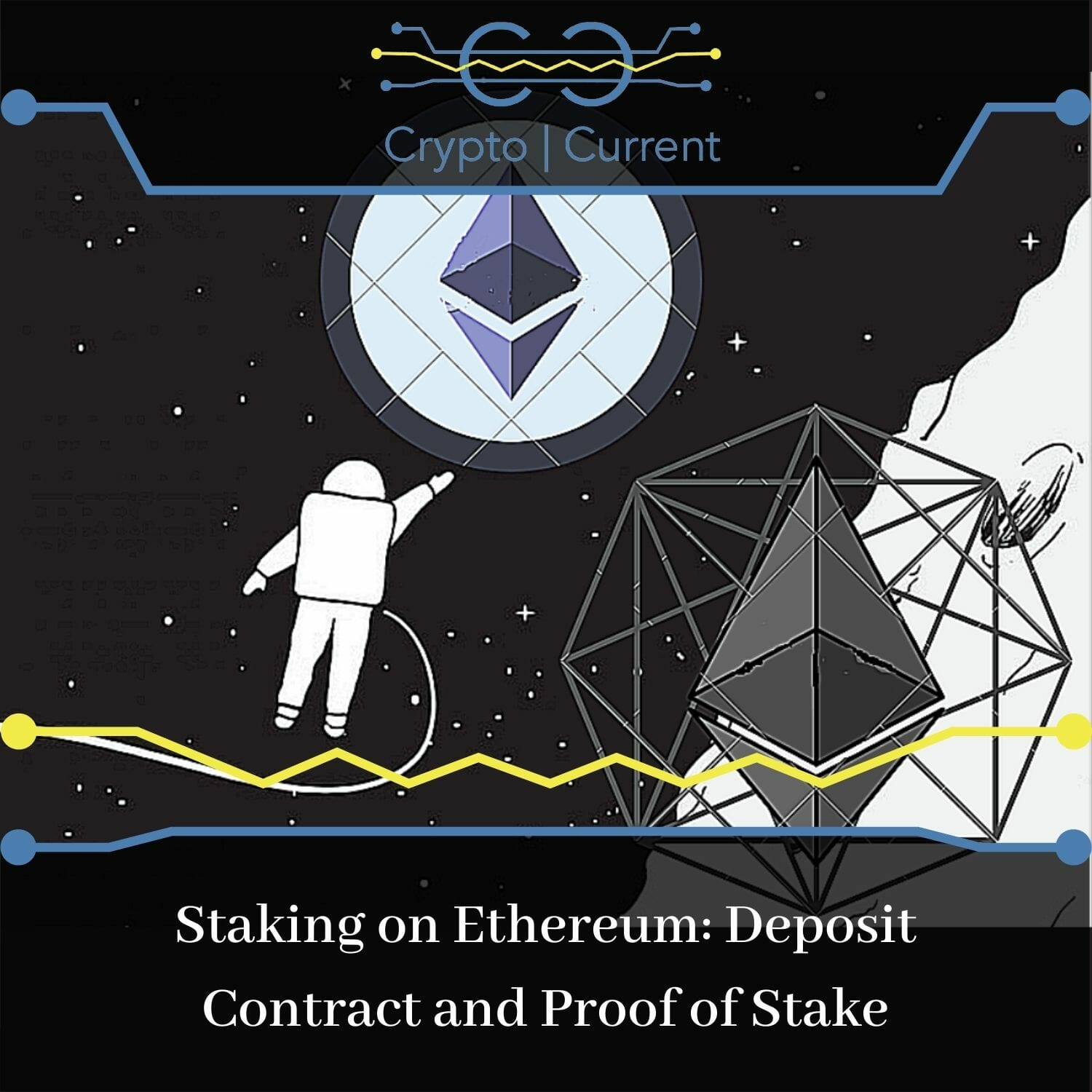 Staking on Ethereum: Deposit Contract and Proof of Stake