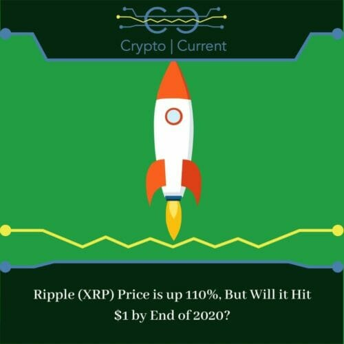 Ripple (XRP) Price is up 110%, But Will it Hit $1 by End of 2020