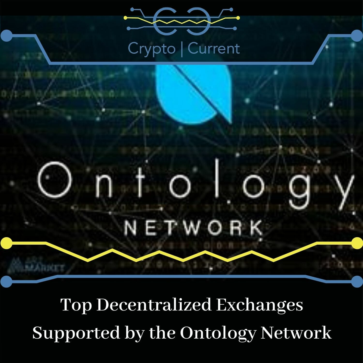 Top Decentralized Exchanges Supported by the Ontology Network