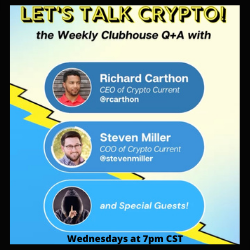 Crypto Current Clubhouse