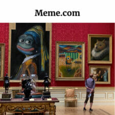 You are hereby invited to the Majestic Establishment of Memetic Exploration. Meme.com is a classy place where explorers meet to share their meme discoveries and creations.