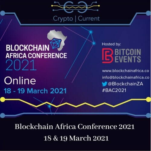 Blockchain Africa Conference 2021 | 18 & 19 March 2021