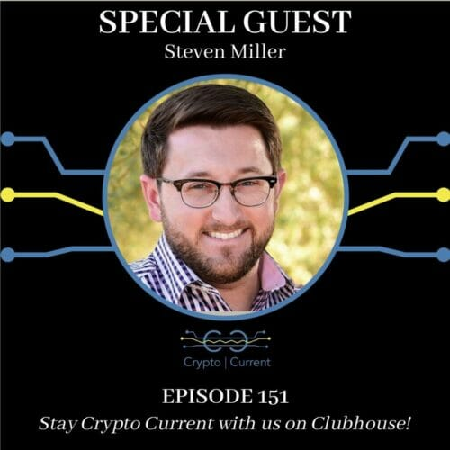 Stay Crypto Current with us on Clubhouse!