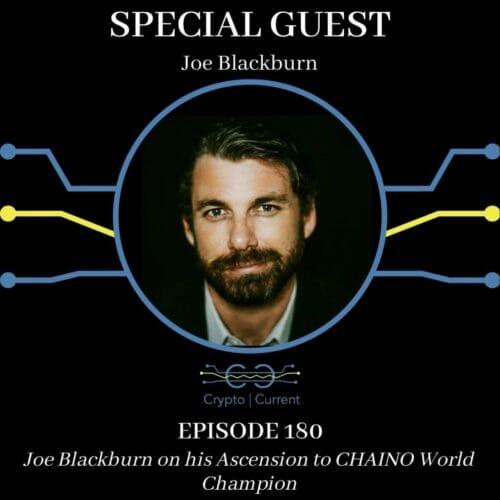 Joe Blackburn on his Ascension to CHAINO World Champion (1)