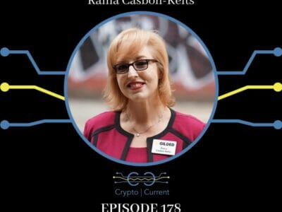 Raina Casbon-Kelts on helping companies scale by automating crypto payments and accounting with Gilded