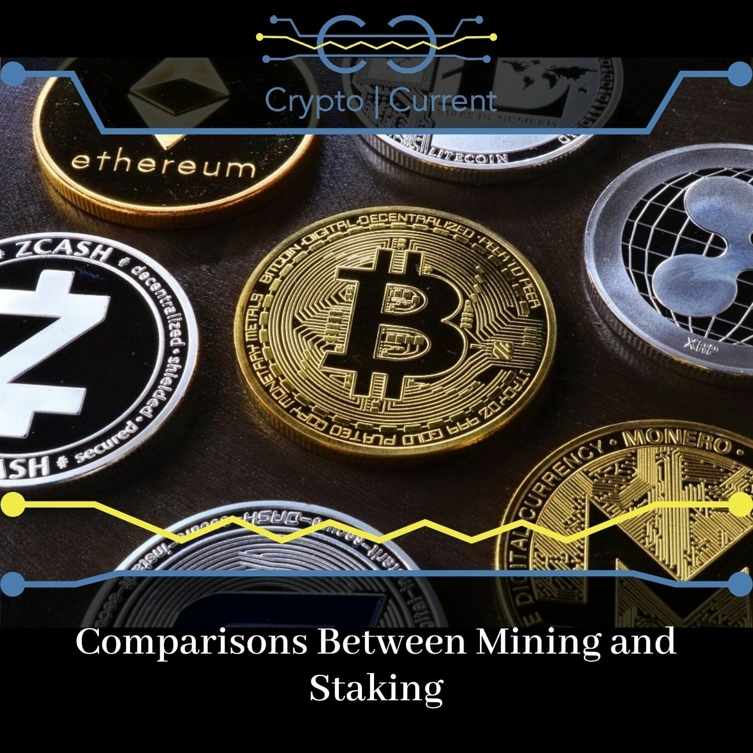 Comparisons Between Mining and Staking