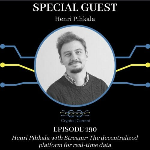 Henri Pihkala with Streamr: The decentralized platform for real‑time data