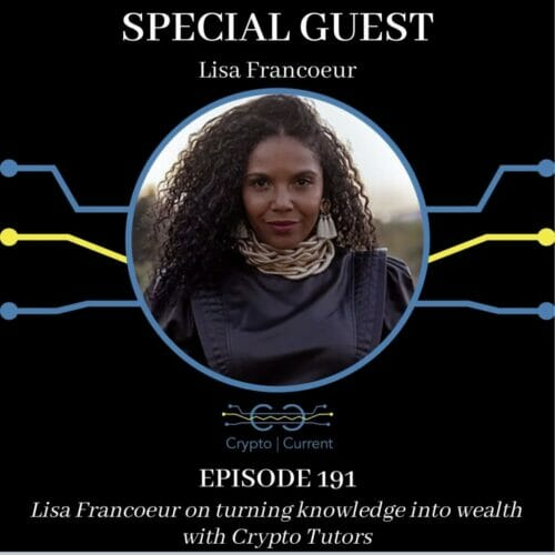 Lisa Francoeur on turning knowledge into wealth with Crypto Tutors