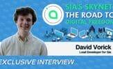 David Vorick on Attaining Digital Freedom with Sia's Skynet