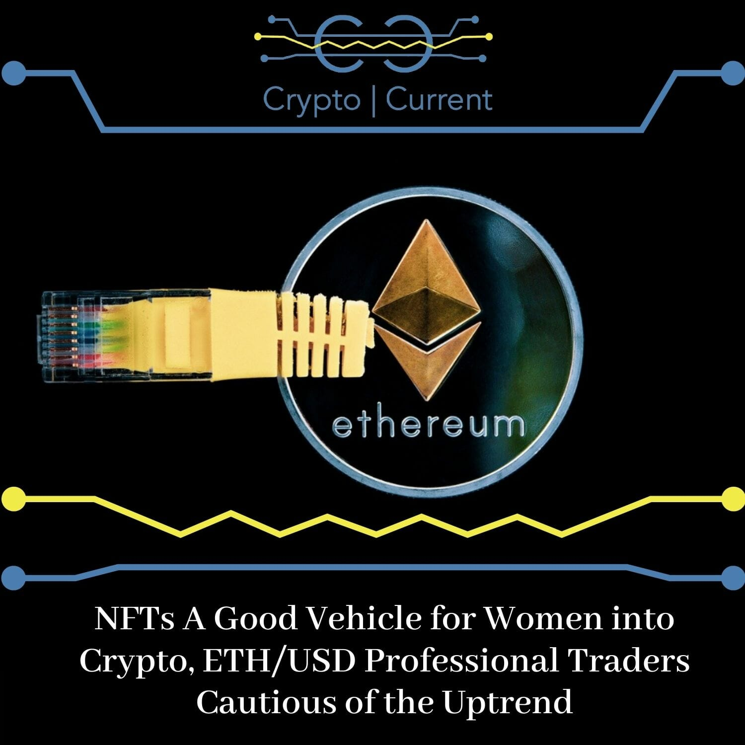 NFTs a conduit for Women to Participate in Crypto Lavinia Osbourne, the founder of Women in Blockchain Talks, thinks NFTs can help them crack into the male-dominated crypto scene. The industry, as per statistics, has few women. This underrepresentation can be solved by promoting NFTs. Unlike fungible tokens, NFTs are usually limited in number. Each piece is differentiated, finding application, especially in art. According to Lavinia, the space can be a relief for many women--some of whom are going through financial distress after losing their jobs. However, dedicated effort to advertise and promote NFTs, a form of crypto, coupled with artists like Beeple making millions from digital art pieces, is paying off. It successfully makes NFTs more relatable, more so to people in the art and creative industry. ETH/USD Derivatives Traders are Cautious despite Impressive Gains There is a contago between Ethereum spot and derivatives market, reading from premium rates. While ETH bulls expect prices to inch higher, perhaps explode above $3k in the coming week due to EIP-1559 activation, making ETH coins deflationary, ETH/USD annualized premium rates underwhelming. Usually, in a palpable bull market, ETH/USD premium would be above 12 percent as buyers flow in and sellers avoid liquidating. ETH/USD premium in the derivatives market is now at around eight percent or a premium of about 1.3 percent—in the positive—as per ETH three month futures. As a result, the only interpretation drawn from this is: Professional traders are cautious.