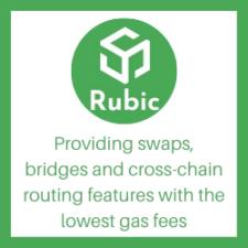 Rubic Finance Ad