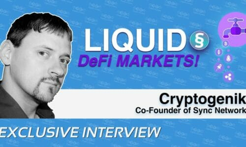 Cryptogenik on Offering Time-Locked Liquidity with Sync Network's CyptoBonds
