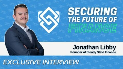 Jon Libby on Protecting Users and Protocols with Steady State's DeFi Insurance