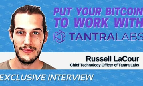 Russell LaCour on Securing the Best APY in Crypto with Tantra Labs