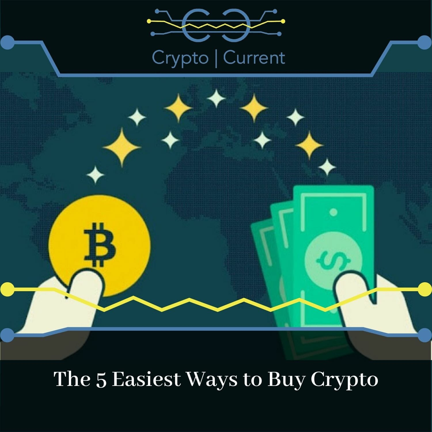 The 5 Easiest Ways to Buy Crypto
