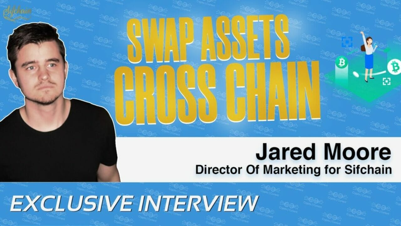 Jared Moore on Simplifying Cross-Chain Swaps with Sifchain