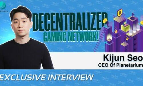 Kijun Seo on Pioneering P2P Community Gaming with Planetarium