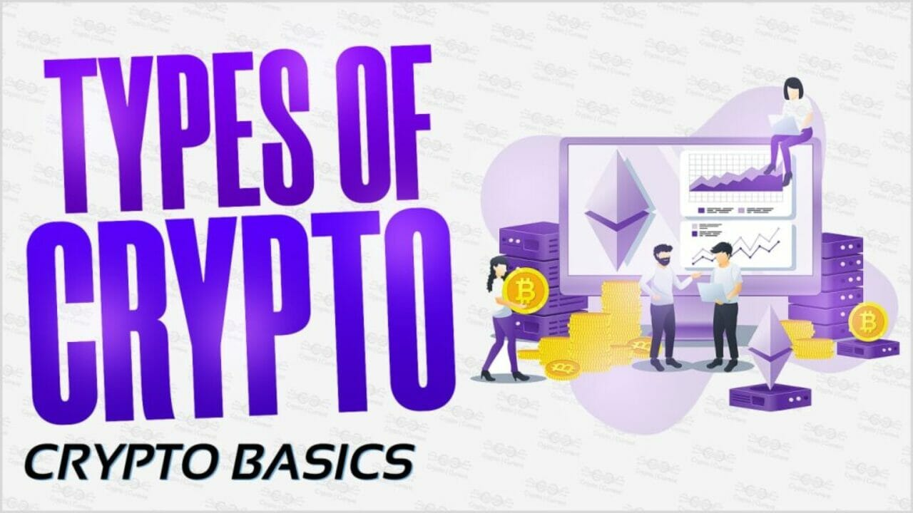 Types of Crypto Part 1